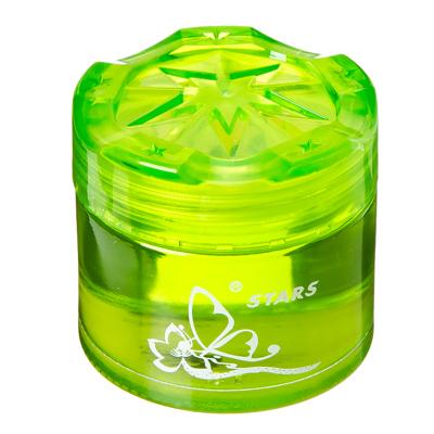 NEW GALAXY Ароматизатор воздуха гелевый Star, Зеленый чай, арт.№ 794-176