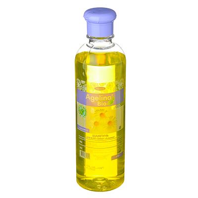 Шампунь Agelina Bio, 520гр, ромашка, п/б, арт.№ 474-111
