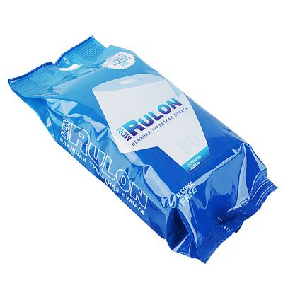 Mon Rulon Туалетная бумага влажная 80шт, арт.48124, арт.№ 914-003