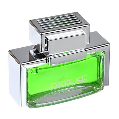 NEW GALAXY Ароматизатор на дефлектор Diffuse, 12,5мл, зеленый чай, арт.№ 794-205