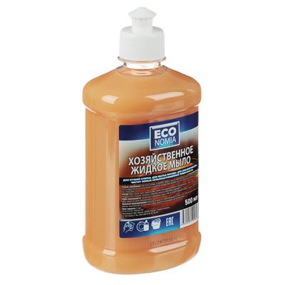 Мыло жидкое хозяйственное ECO nomia п/б 500мл арт.HF2M001, арт.№ 952-008