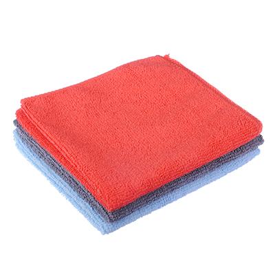NEW GALAXY Набор салфеток из микрофибры 3шт, 30х30см, Universal, арт.№ 715-005