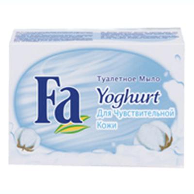 Мыло твердое Fа Yoghurt для чувствительной кожи к/у 90г, арт.№ 952-021