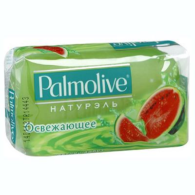 Мыло твердое Palmolive Освежающее Летний арбуз к/у 90г, арт.№ 952-028