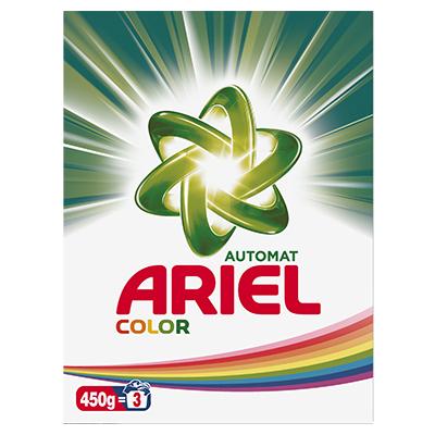 Стиральный порошок ARIEL Автомат Color к/у 450г, арт.№ 958-052