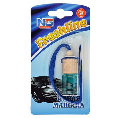 NEW GALAXY Ароматизатор подвесной Freshline новая машина, арт.№ 794-344