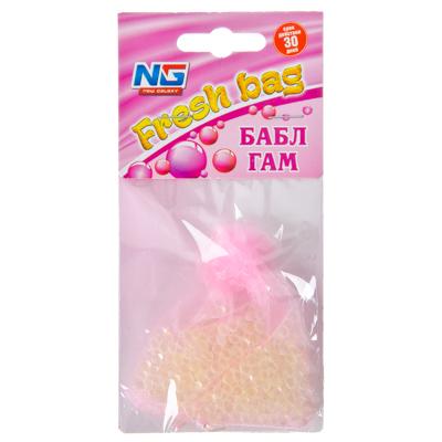NEW GALAXY Ароматизатор Fresh bag бабл гам Дизайн GC, арт.№ 794-352