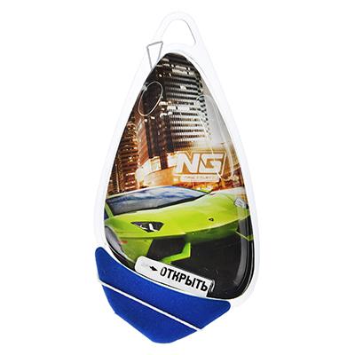 NEW GALAXY Ароматизатор подвесной гелевый Racer, 8мл, бабл гам, арт.№ 794-368