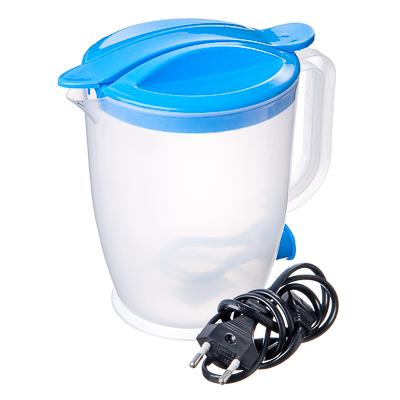 Чайник электрический 1,0л, 400Вт, спиральный нагр.элемент, съемный шнур, IR-1121, арт.№ 291-005