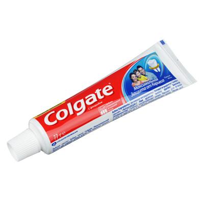 Зубная паста COLGATE Максимальная защита от кариеса Свежая мята, 50мл,арт.188189266/188189275, арт.№ 981-030