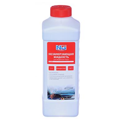 NEW GALAXY Жидкость незамерзающая для омывателя стекла, концентрат 1000 мл, арт.№ 727-017