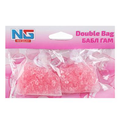 NEW GALAXY Ароматизатор воздуха пакетики Double Bag, Bubble gum, арт.№ 794-462