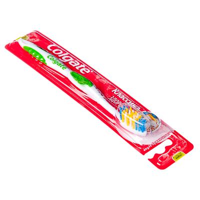 Зубная щетка Колгейт Классика Здоровья, средняя, 50306/1050350, арт.№ 982-015