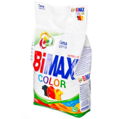 Стиральный порошок BiMax для цветного автомат п/у 3кг арт. 932-1/959-1, арт.№ 958-087