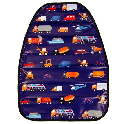 "NEW GALAXY Защита спинки-незапинушка, ПВХ, 46x61см, ""Машинки"", арт.№ 732-049"