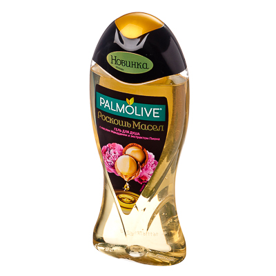 Гель для душа Palmolive Роскошь масел С маслом Макадамии и экстрактом Пиона 250мл, TB01991A, арт.№ 951-048
