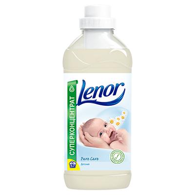 Кондиционер для белья LENOR для чувствительной и детской кожи, 2л, арт.№ 956-035