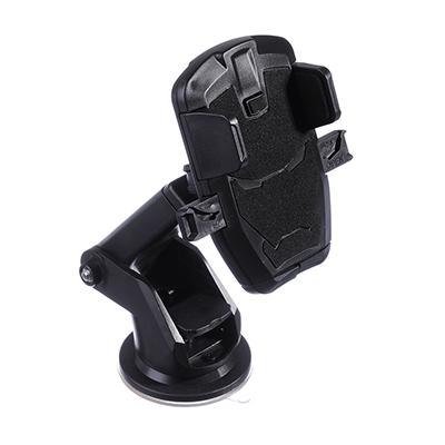 NEW GALAXY Держатель телефона на присоске, телескопический, раздвижной, от 5,5 до 8см, арт.№ 733-012