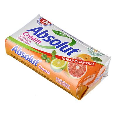 Мыло твердое Absolut антибактериальное Грейпфрут и бергамот, 90 г, 6160, арт.№ 952-075