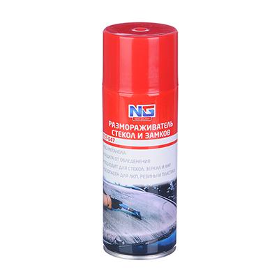 NEW GALAXY Размораживатель стекол и замков, аэрозоль 520 мл, арт.№ 727-047
