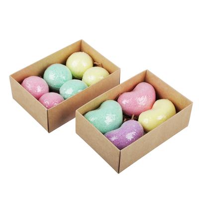 Набор бурлящих шаров для ванн Fruits&Berries / Flower&Herbs, 6х40г / 4х60г, арт.№ 937-077