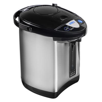 LEBEN Чайник-термопот 3,8л, 750Вт, автоматич. поддержание температ., металл, арт.№ 291-084