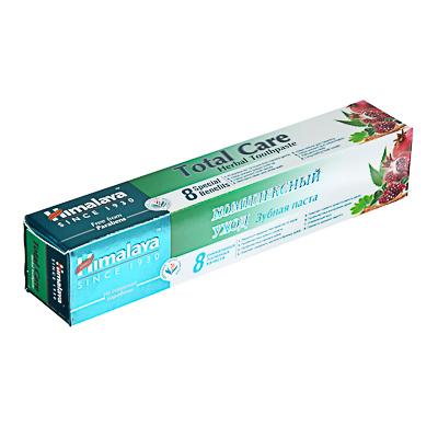 Зубная паста Himalaya отбеливающая Sparkly White для комплексной защиты зубов и десен, 50мл, арт.№ 981-051