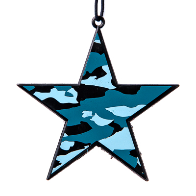 NEW GALAXY Ароматизатор гелевый Звезда, океан, арт.№ 794-196