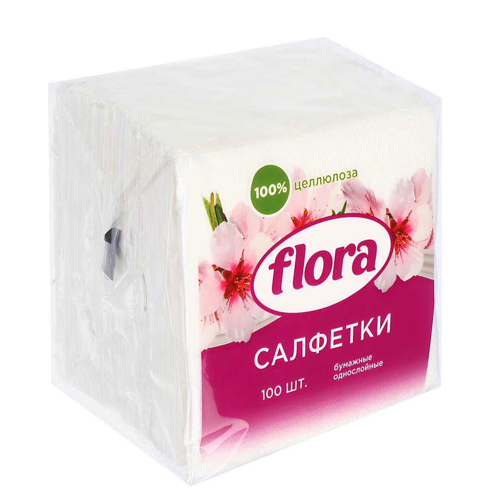 Салфетки бумажные однослойные п/п 100шт Natpaper/REINA/Birdie Bopp;арт.000213, арт.№ 912-009