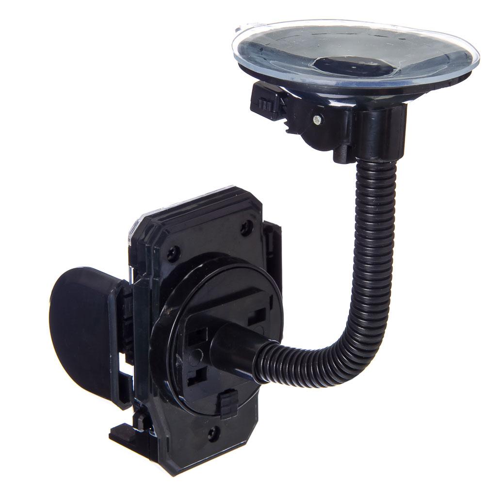 NEW GALAXY Держатель для телефона GPS, КПК, раздвижной, 50-100мм, на гибкой штанге, арт.№ 733-001