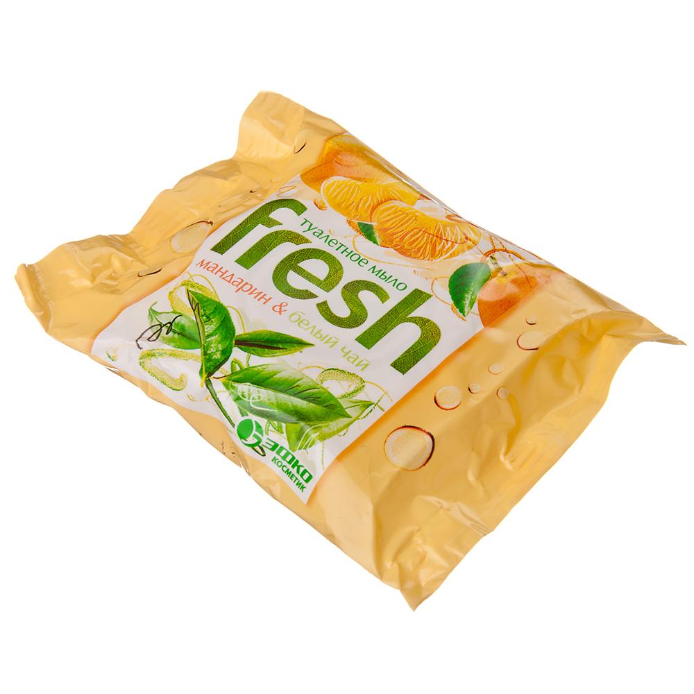 Мыло твердое Fresh Мандарин и белый чай/Ароматное Лаванда, п/п 50г, 80342, арт.№ 952-067