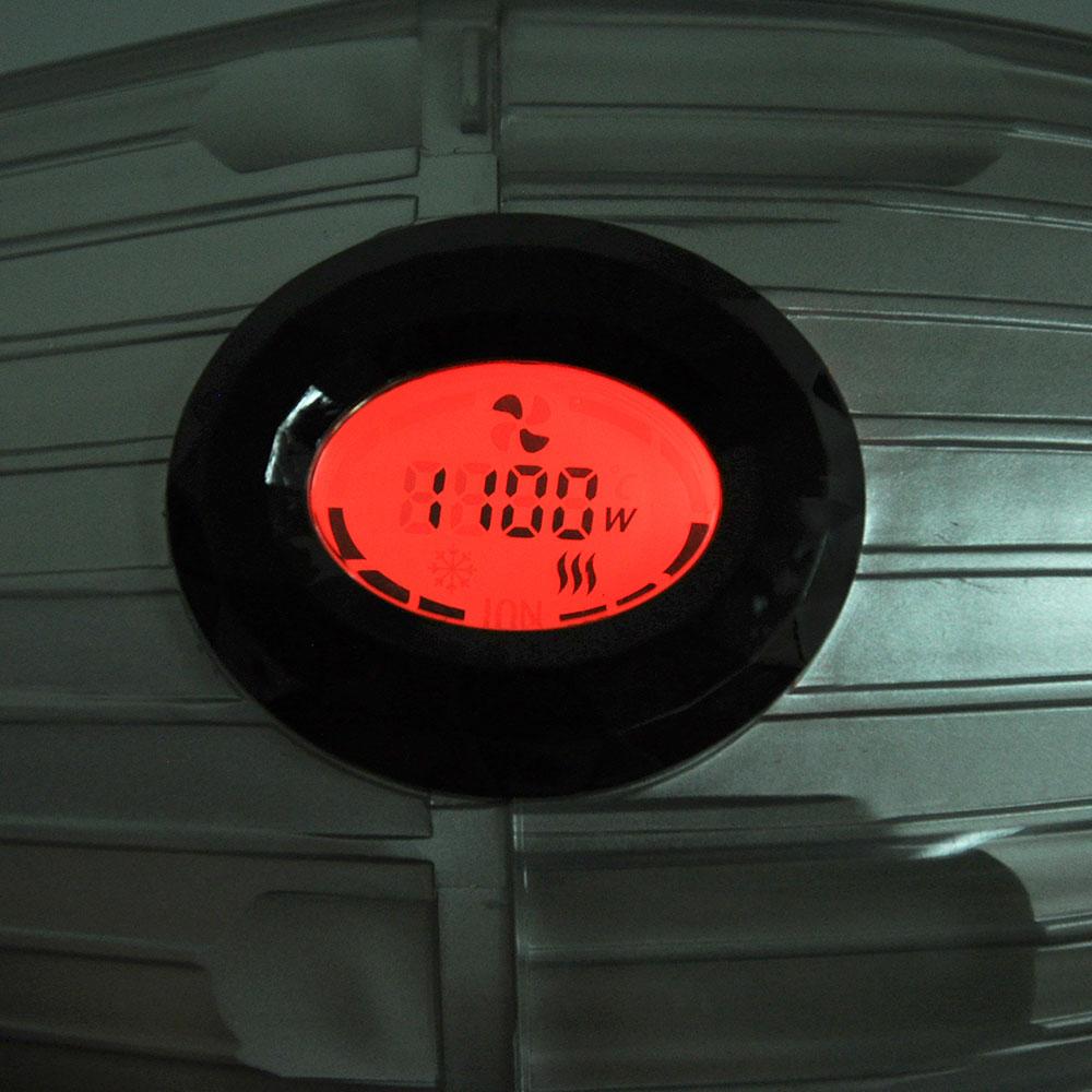 LEBEN Фен для волос PRO, 2200Вт, 5 скор., 5 темп. реж., с функ. ион., LCD дисп., концентр., арт.№ 259-149