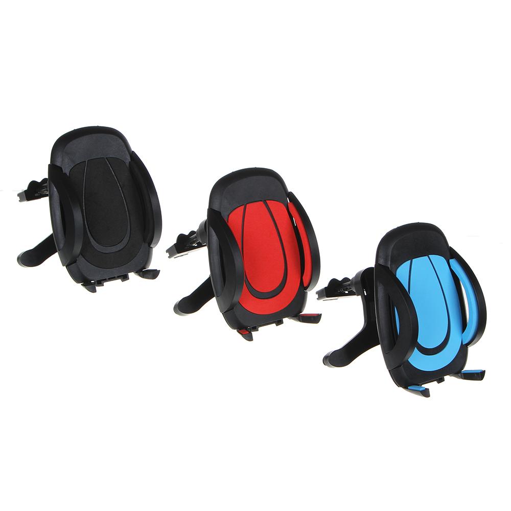 NG Держатель телефона на дефлектор, раздвижной, 50-100мм, пластик, арт.№ 733-031