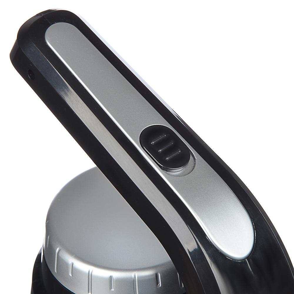 LEBEN Машинка для удаления катышков с изогнутой ручкой, батарейки 2хAA (в комплект не входят), арт.№ 248-009