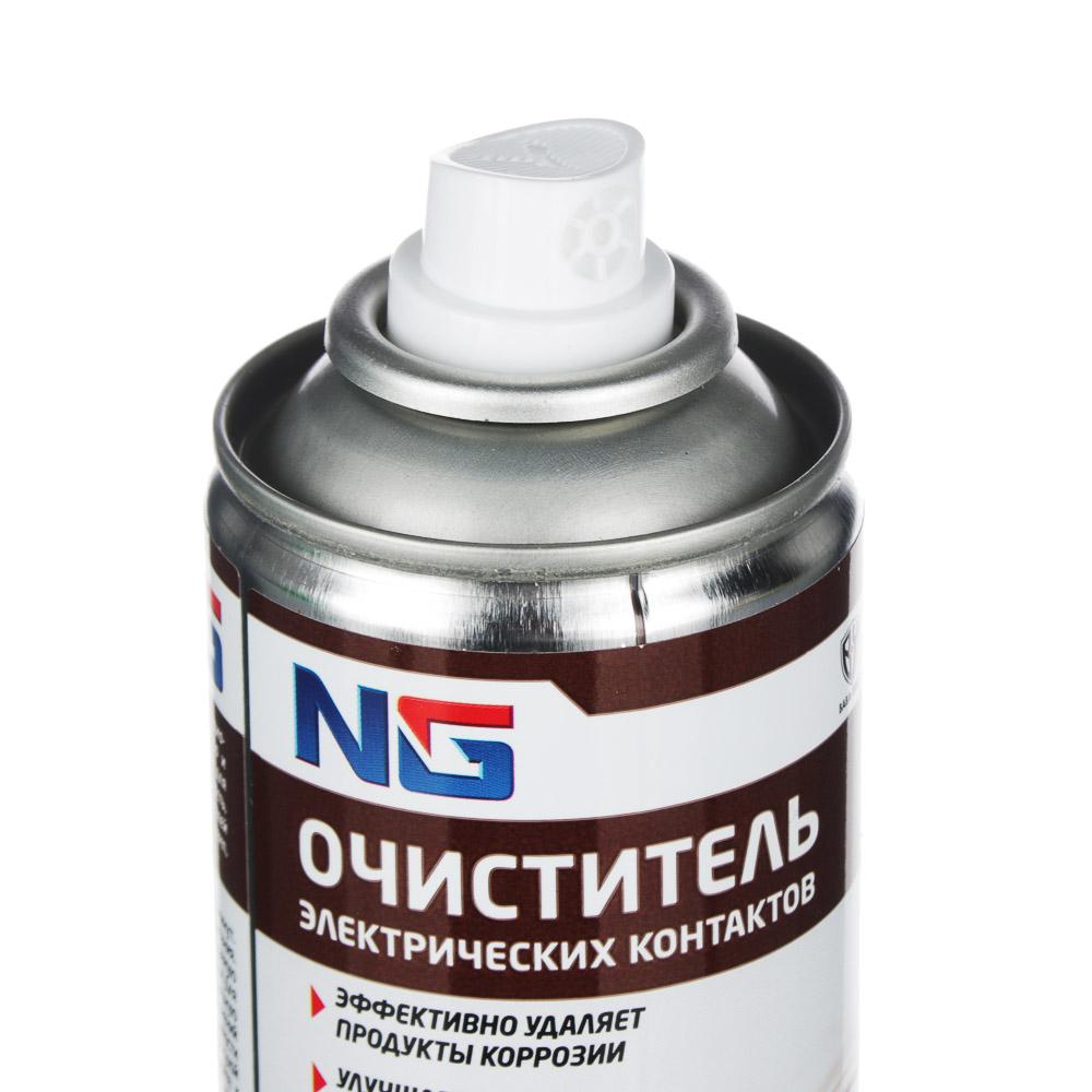 NG Очиститель электроконтактов, аэрозоль, 210мл, арт.№ 727-069