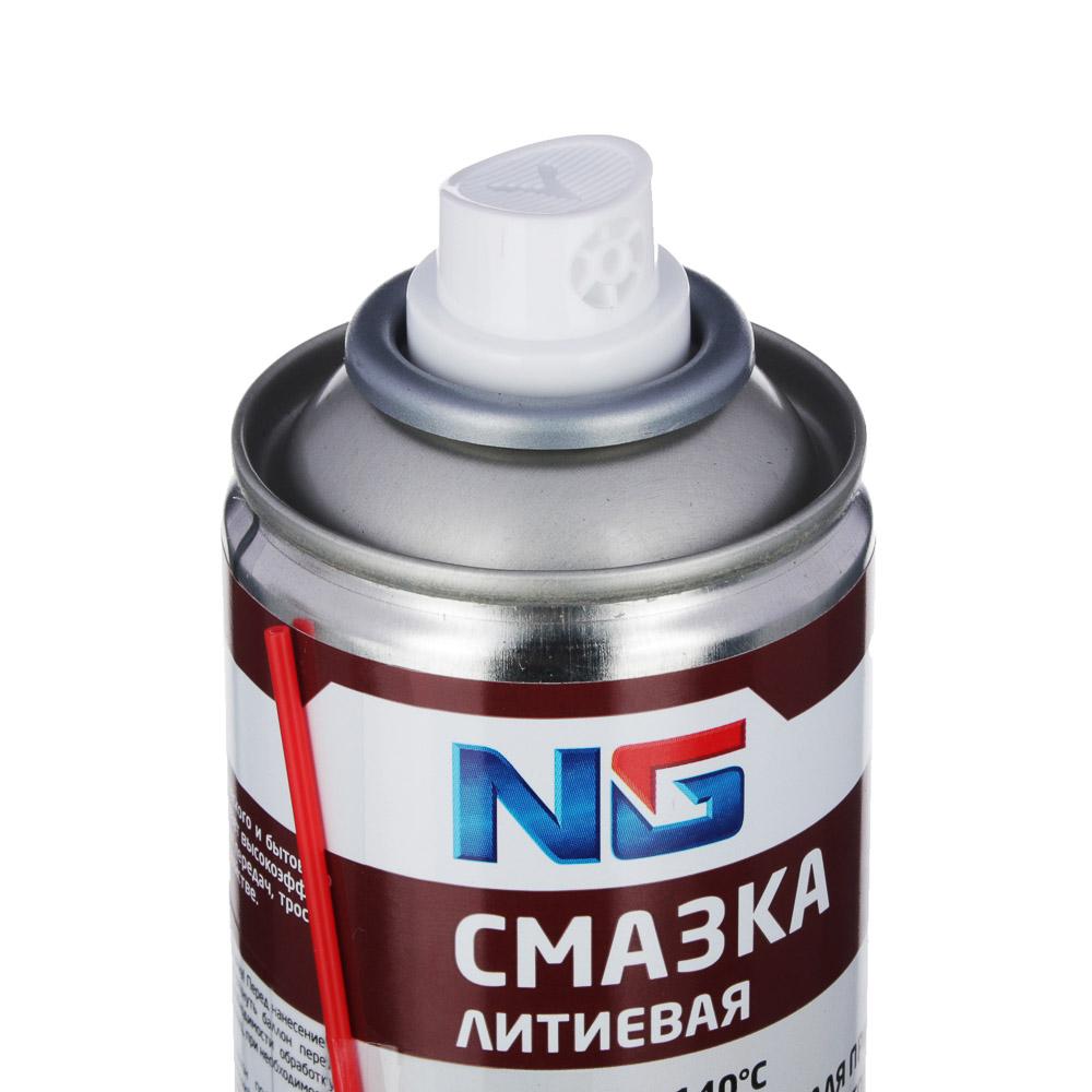 NG Смазка литиевая, аэрозоль, 210мл, арт.№ 727-075