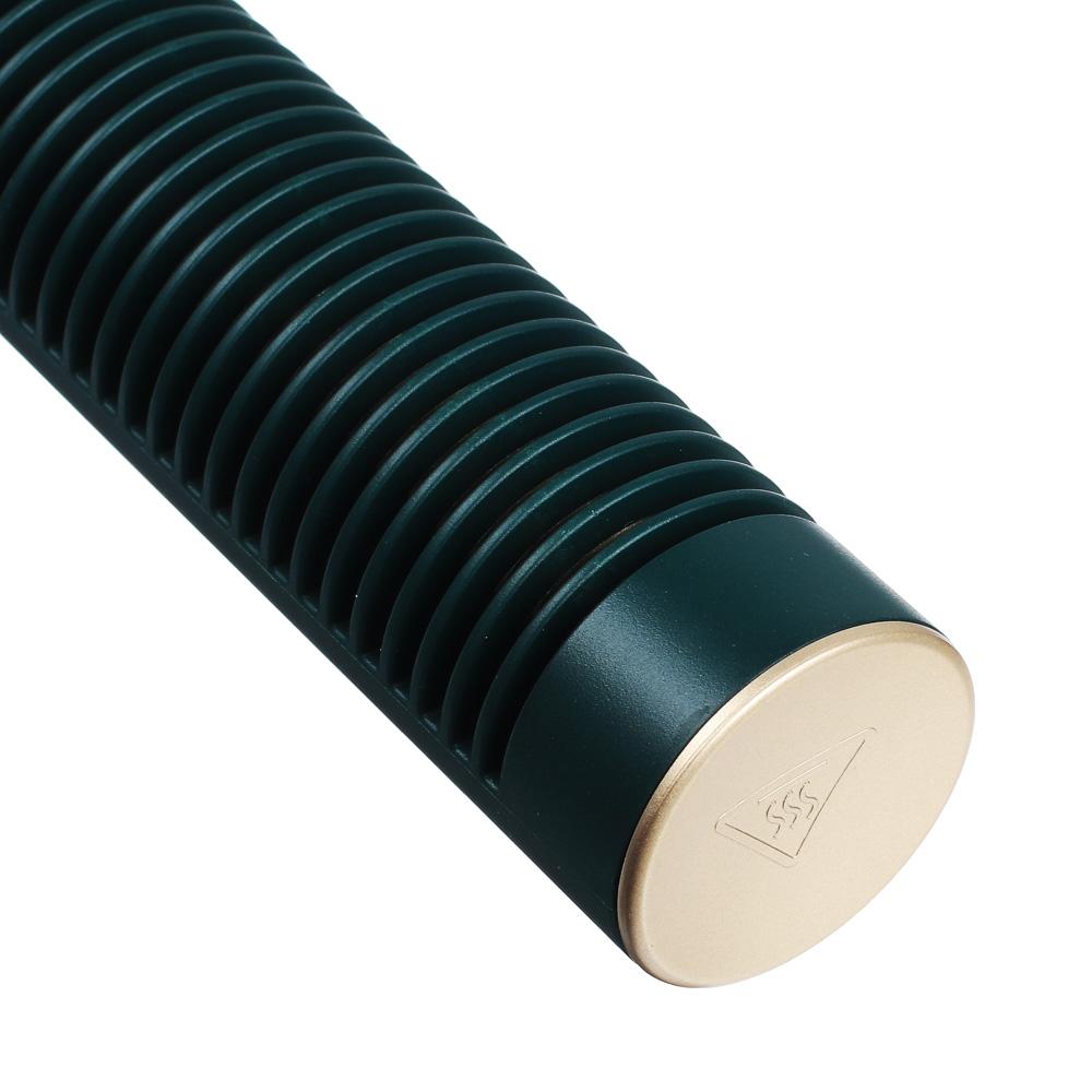 LEBEN Расческа-выпрямитель электрическая 2 в 1, 6 режимов, пластик, арт.№ 259-174