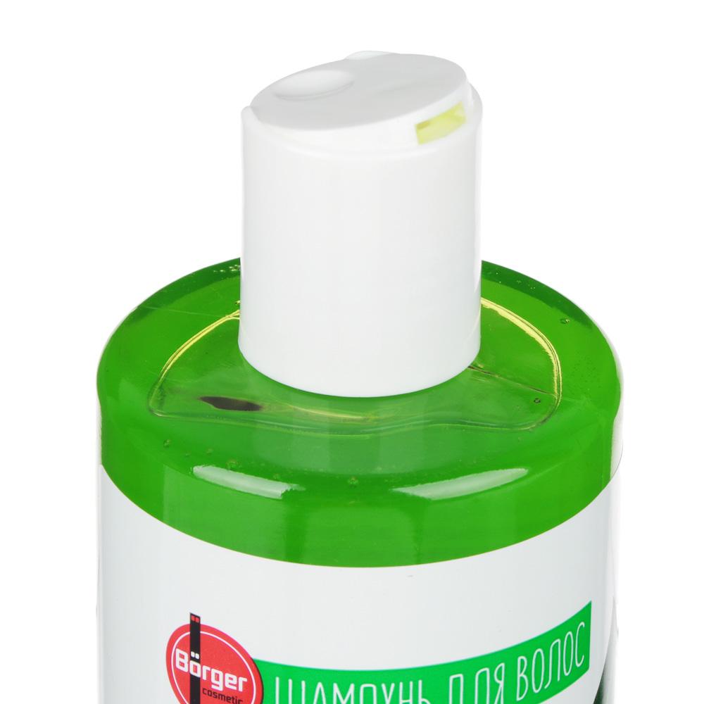 Шампунь Borger Cosmetics Green 400мл, арт.№ 974-093