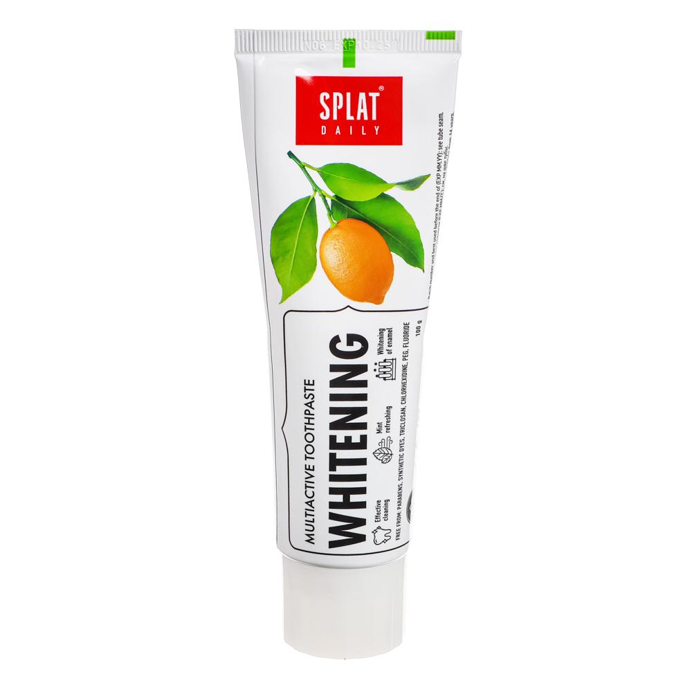 Зубная паста SPLAT Ультракомплекс/Expert care/Complete care,80мл, арт.№ 982-023
